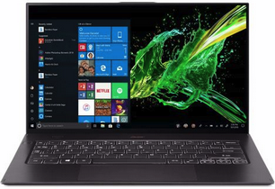 Ultrabook ACER Swift 7 Ultrafin Tactile