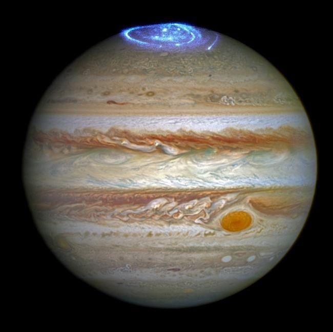 crédit images : NASA - tous droits réservés