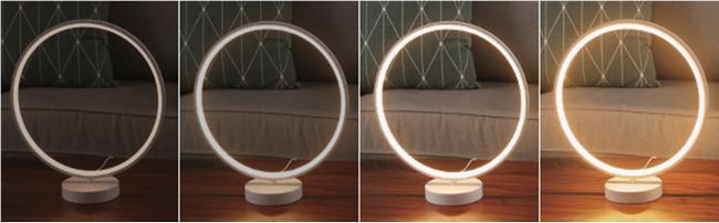 lampe-anneau-multicolore-aukey-lt-st37