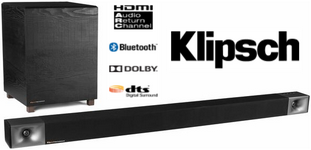 Barre de son Klipsch Bar 48