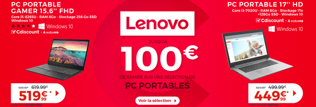 promotions-lenovo-ordinateurs