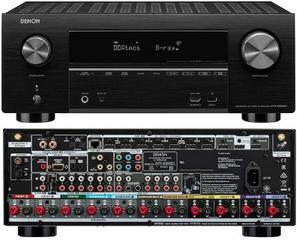amplificateur Home Cinéma 9.2 Dolby Atmos Multiroom Denon AVR-X3600H