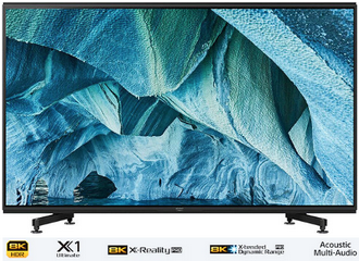 TV Sony Bravia KD-85ZG9 Full Array LED 8K