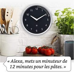 AmazonEcho Wall Clock