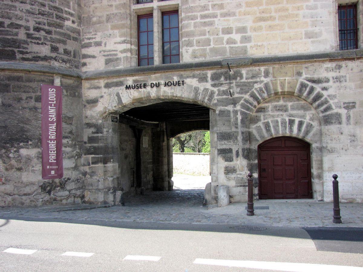 Bébé jumeau, musée du jouet de Poissy