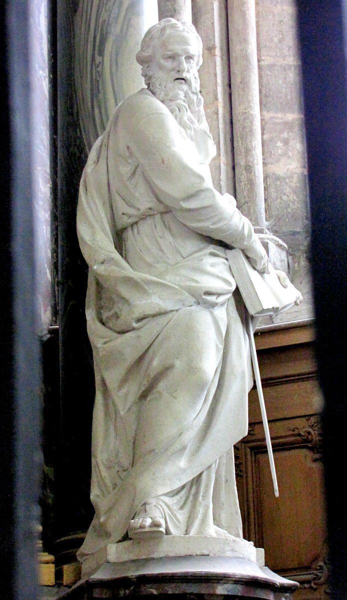 Cathédrale d'Amiens, St Pierre et St Paul