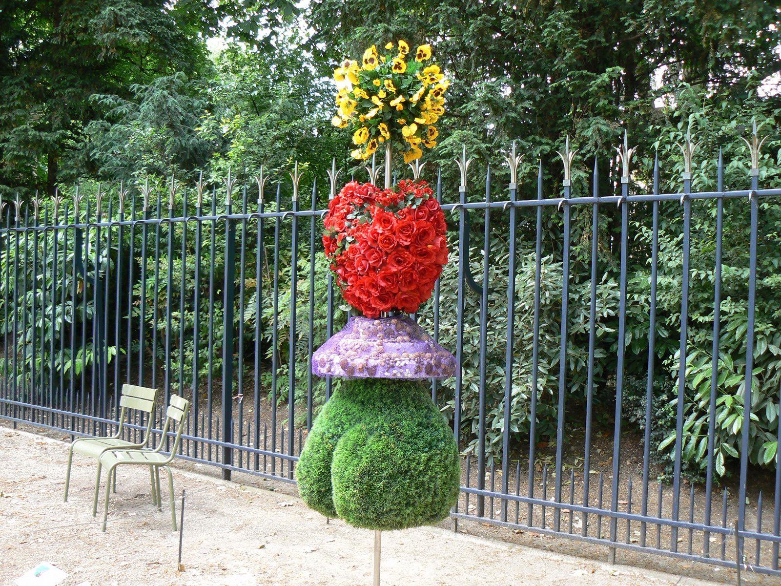 Faz, Morceaux fleuris (2008)