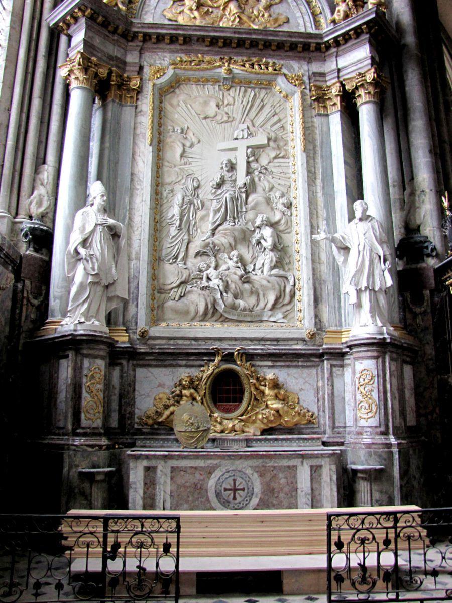 Chapelle Saint-Pierre, cathédrale d'Amiens