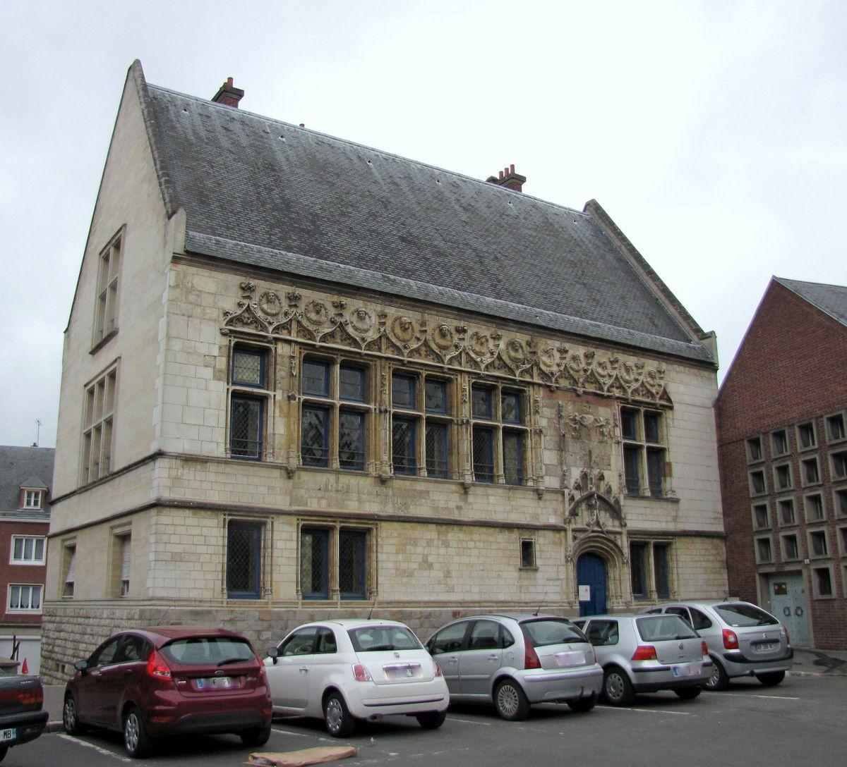 Annexe du Service des Finances, Amiens