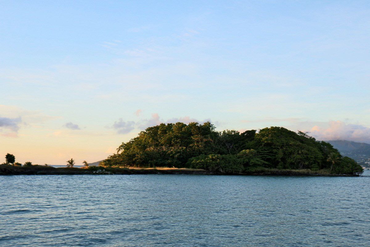 Batterie de la Pointe du Bout, Martinique