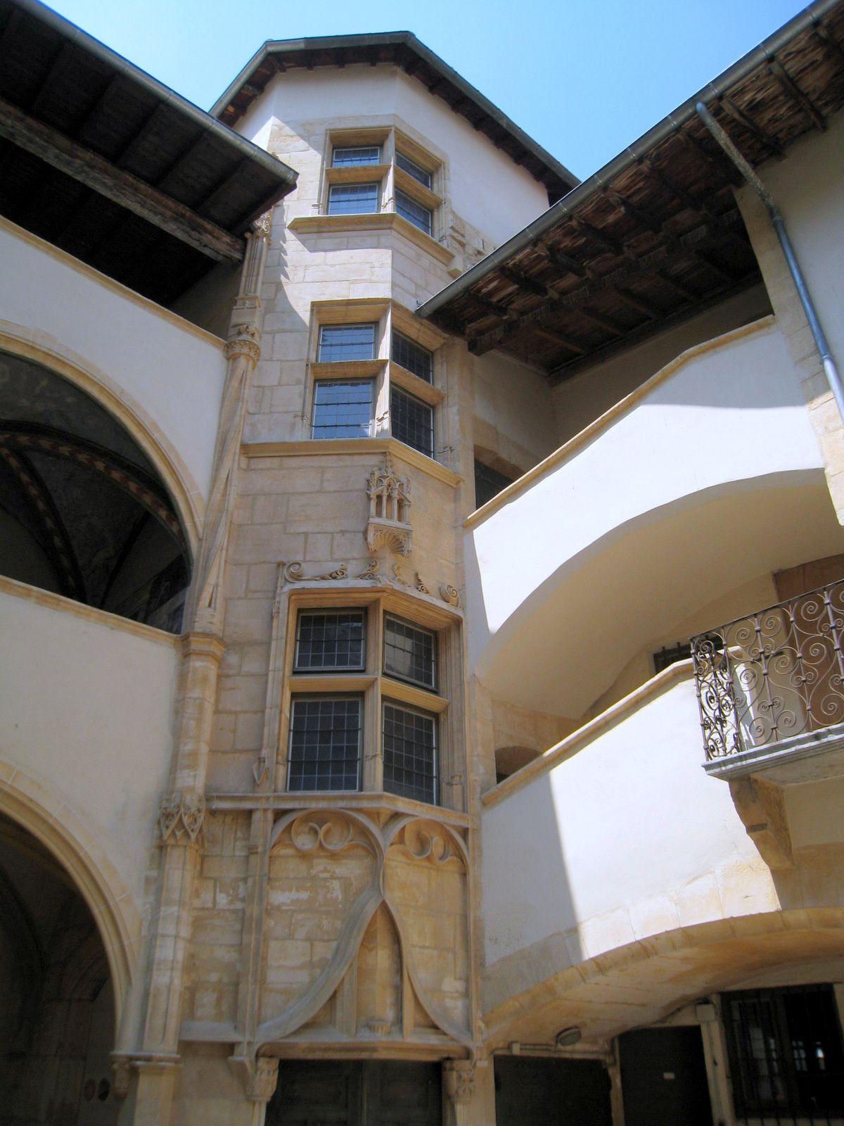 Maison du Chamarier, Lyon