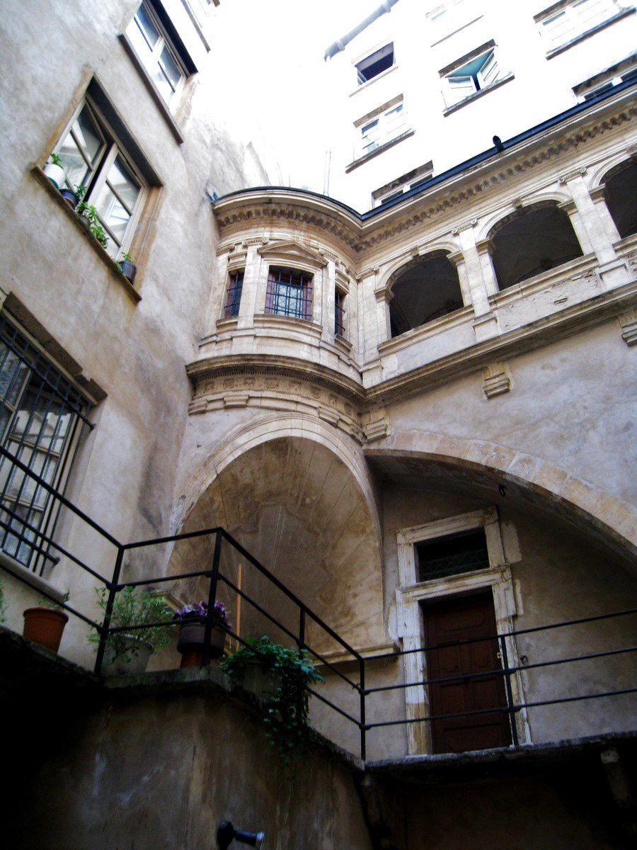 La Maison Bullioud, Lyon
