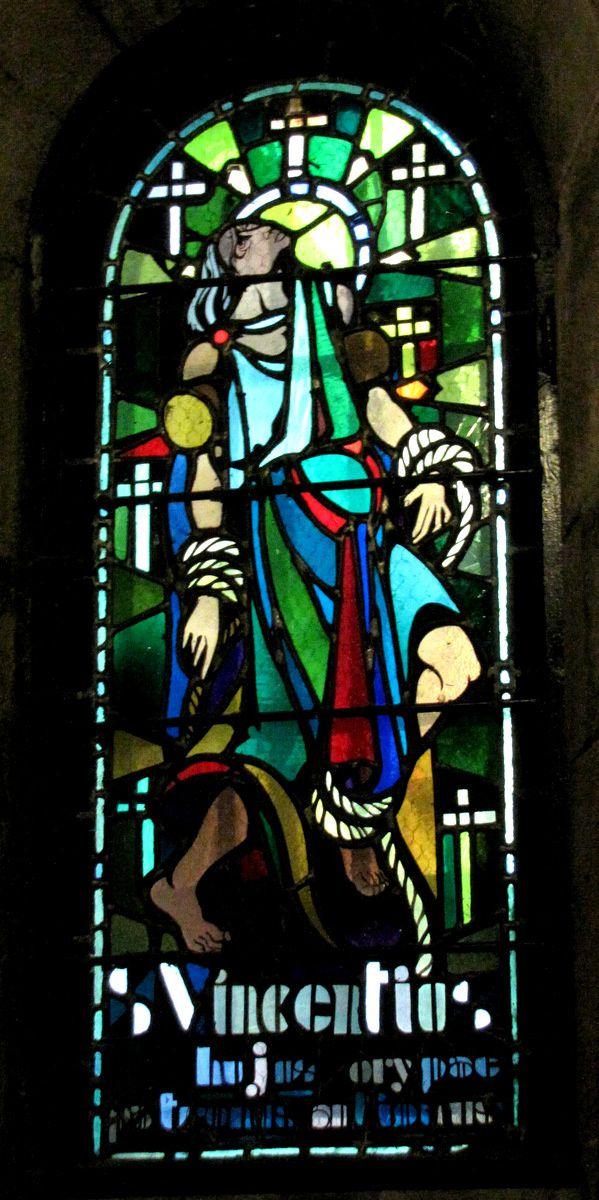 Vitraux de la crypte de la cathédrale de Verdun (3/3)