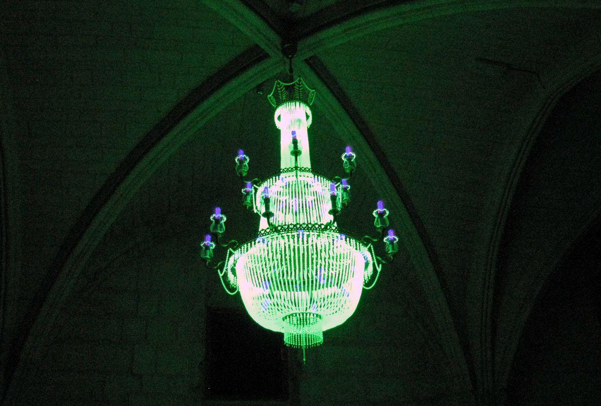Un autre rêve (3/4), exposition de Ken et Julia Yonetani (Abbaye de Maubuisson)