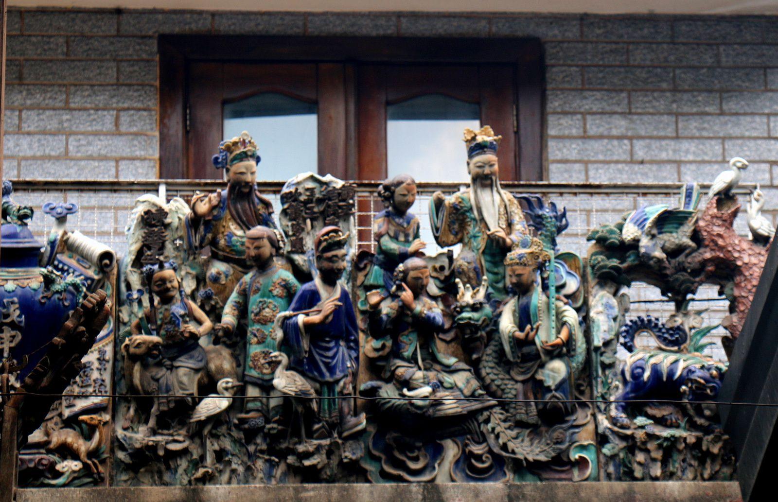 Pagode Thien Hau (La Dame Céleste), Ho-Chi-Minh-Ville