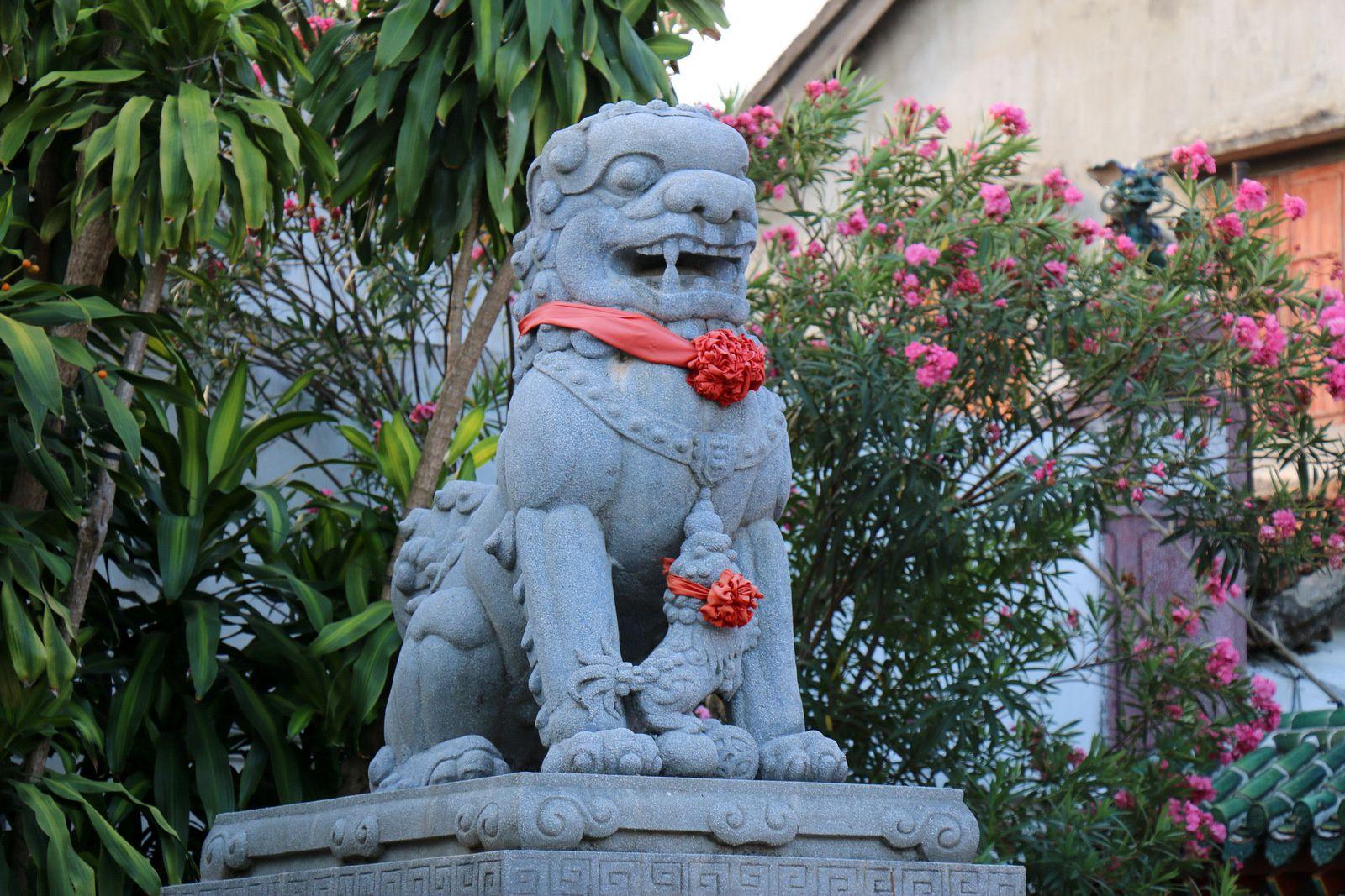 La pagode Phuc Kien (1/2), Hội An (Vietnam)