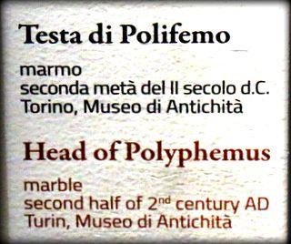 Musée Eros du Colisée de Rome, têtes féminine et masculines