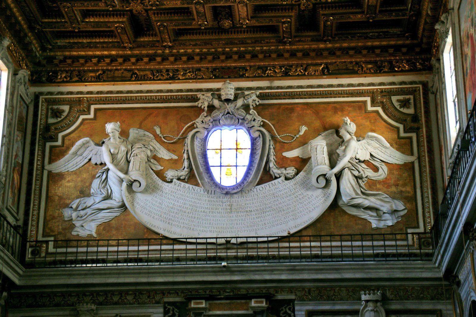 Basilique Santa Maria in Aracoeli (Rome)