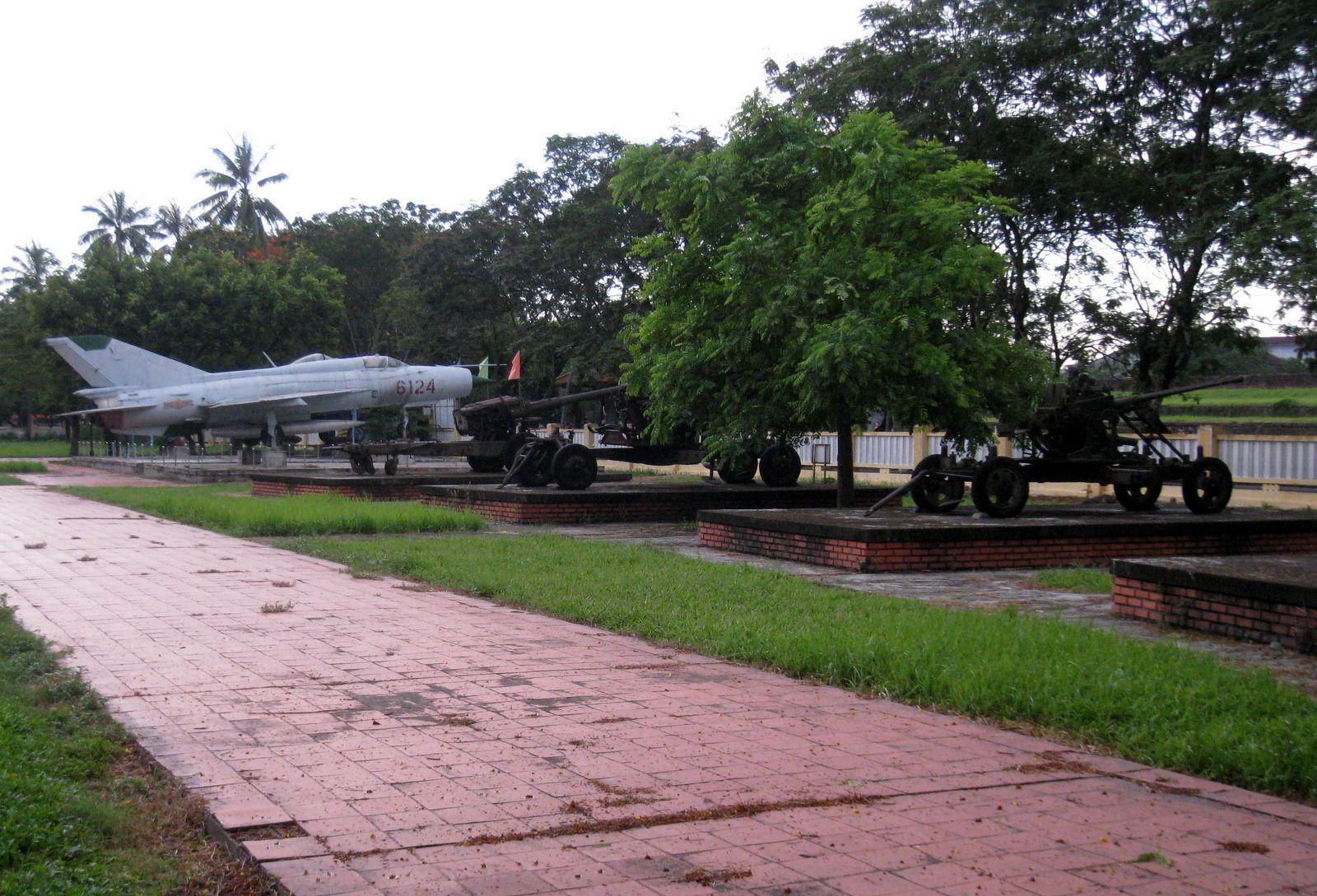 Musée des Antiquités royales de Hué, Vietnam