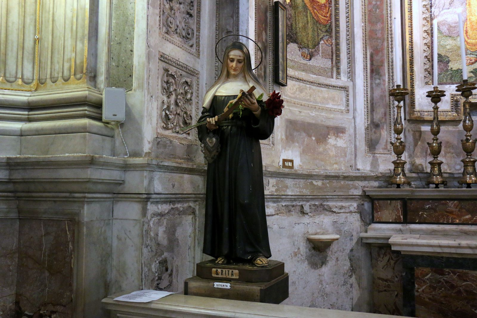 Eglise Madonna di Loreto (2/2), Rome