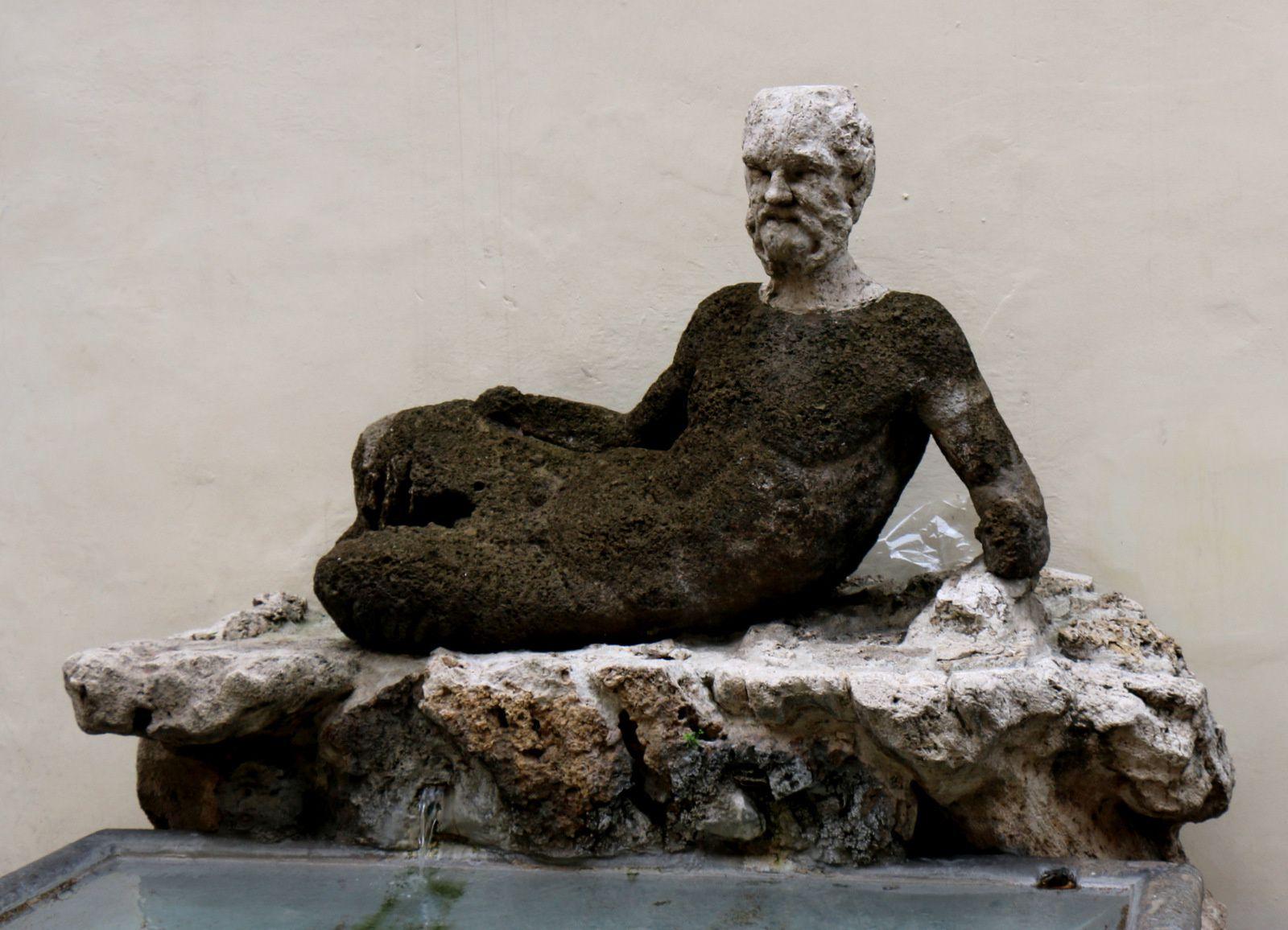 La fontaine del Babuino, Rome
