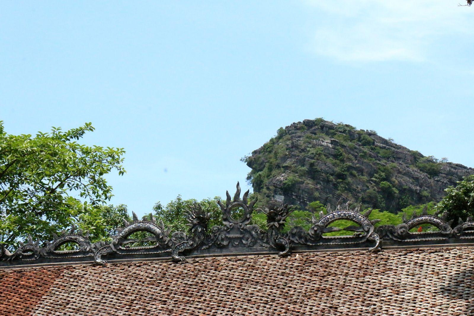 Le sanctuaire du roi Dinh Tiên Hoàng