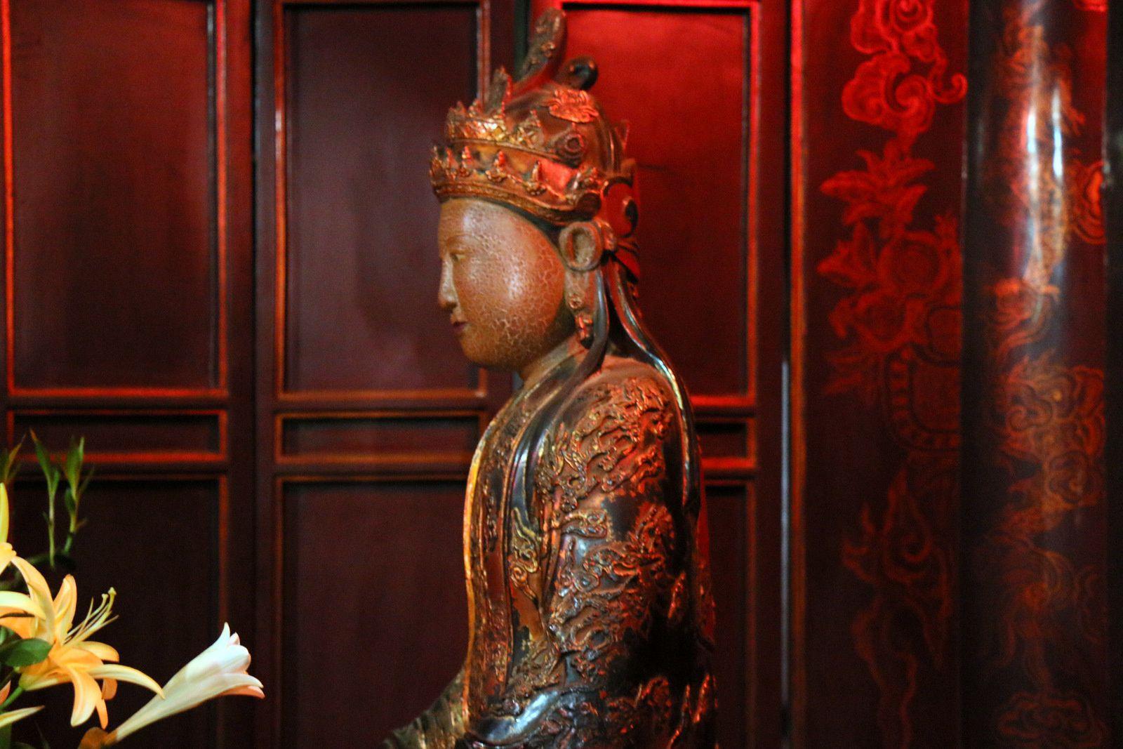 Le temple de l'empereur Lê Đại Hành