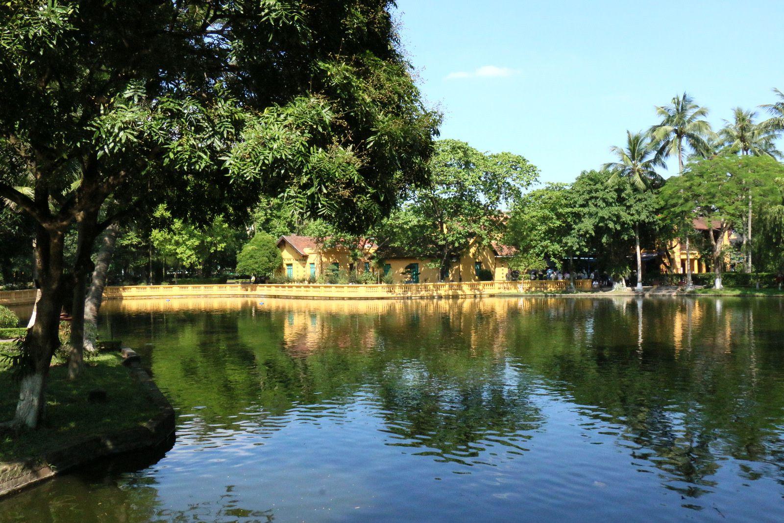 Mausolée de Hô Chi Minh, Hanoï