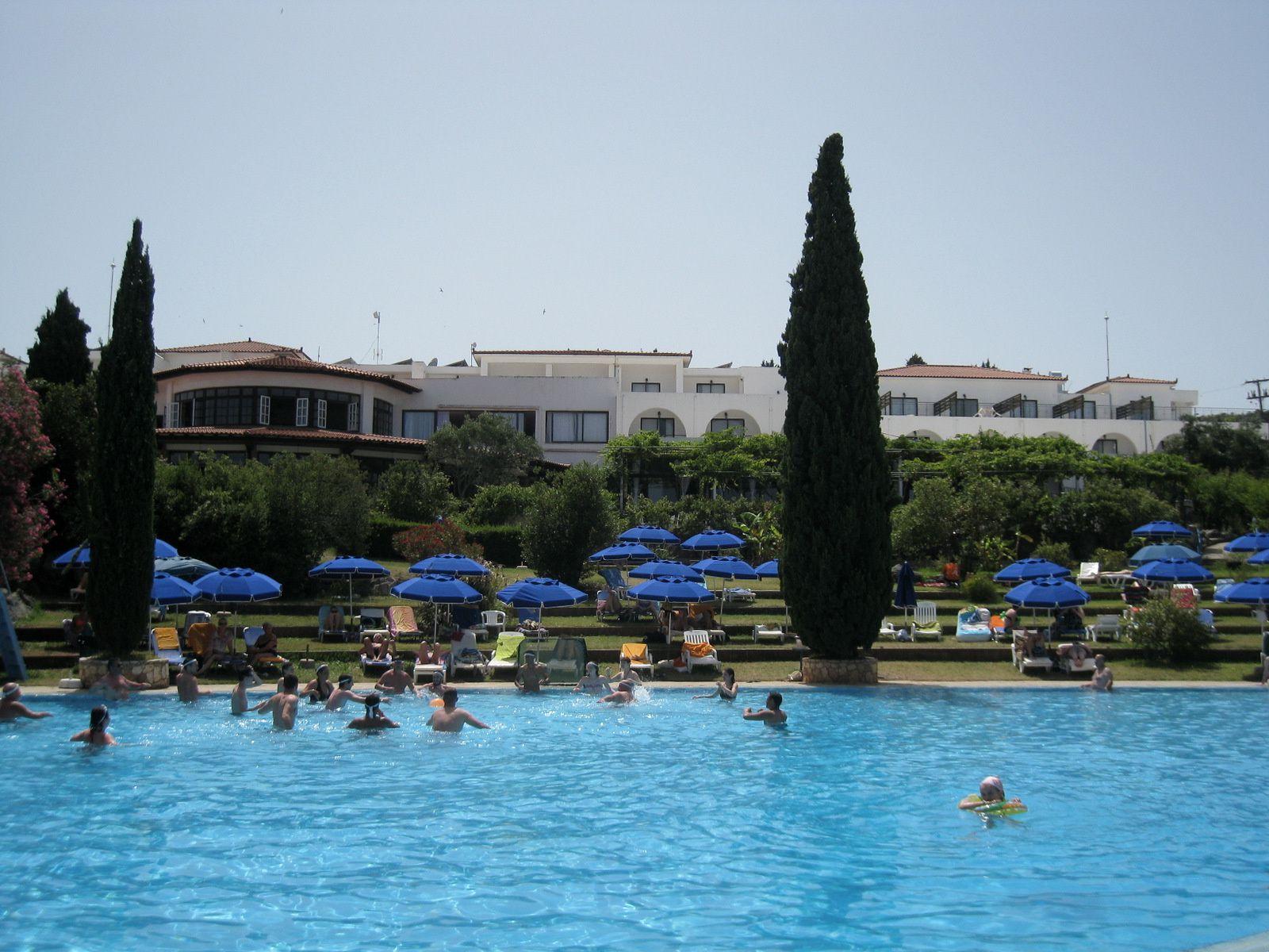 Club Marmara à Kalamata, Grèce
