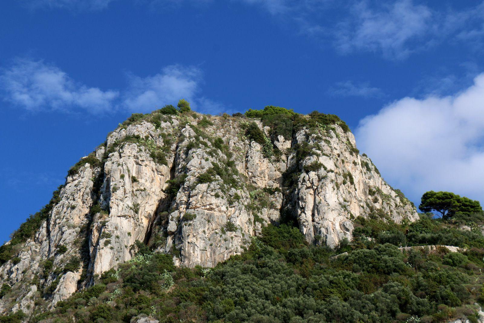 Forts de l'île de Capri