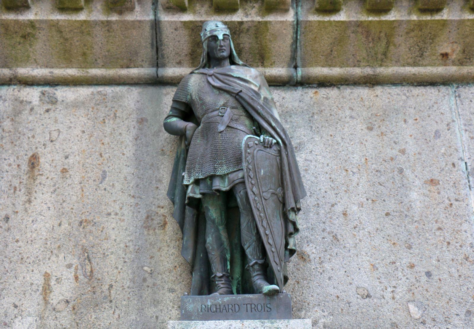 Richard le Bon et Richard III, ducs de Normandie