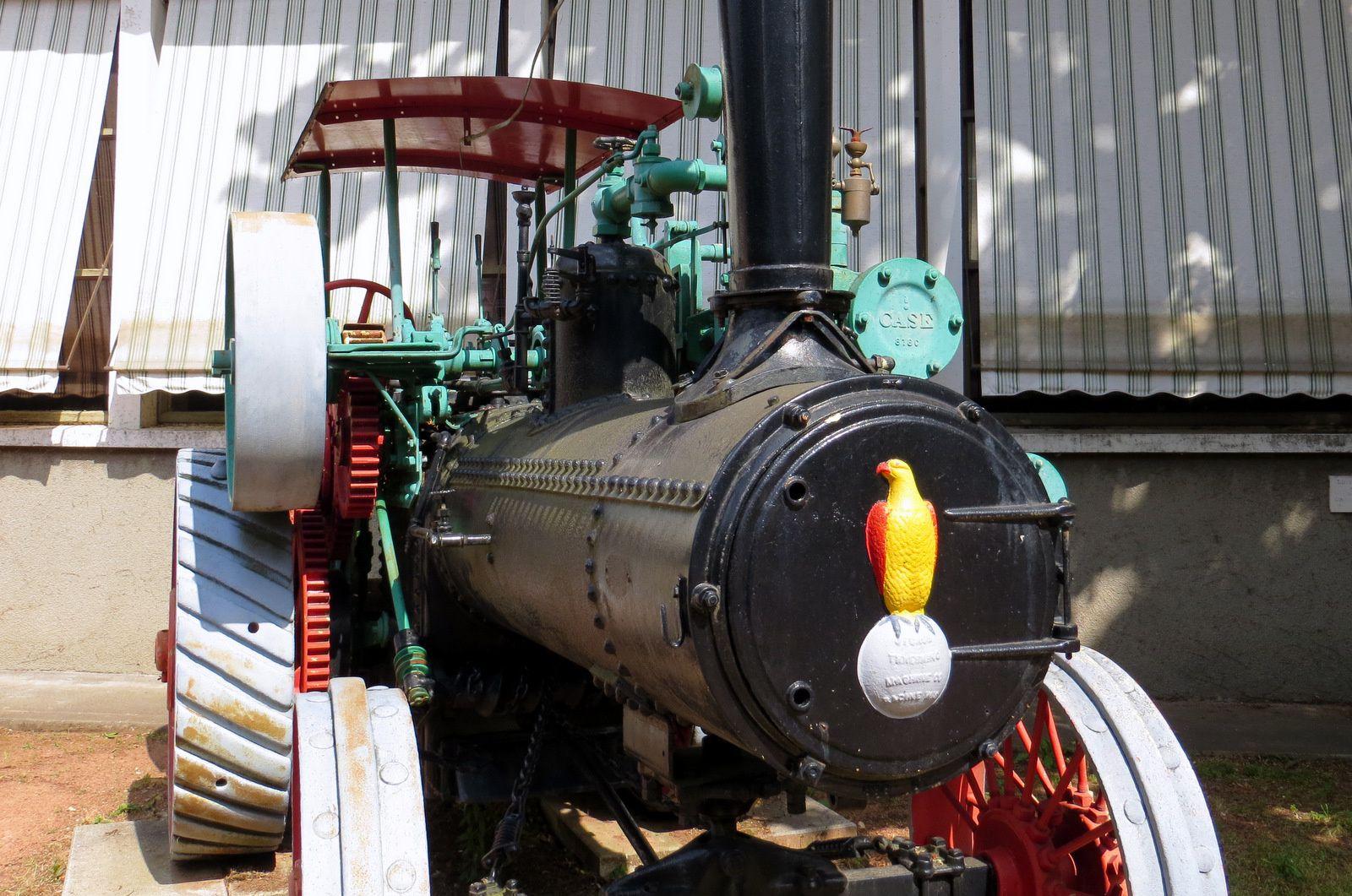 C.A.S.E, locomobile routière de marque américaine