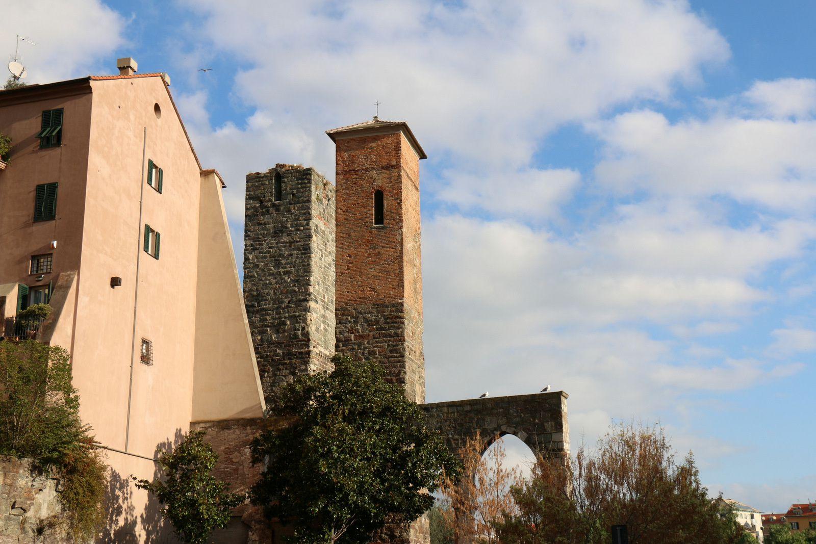 Torre del Brandale, Savone (Italie)