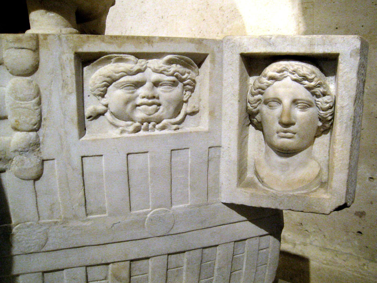 Thétis, musée du Louvre