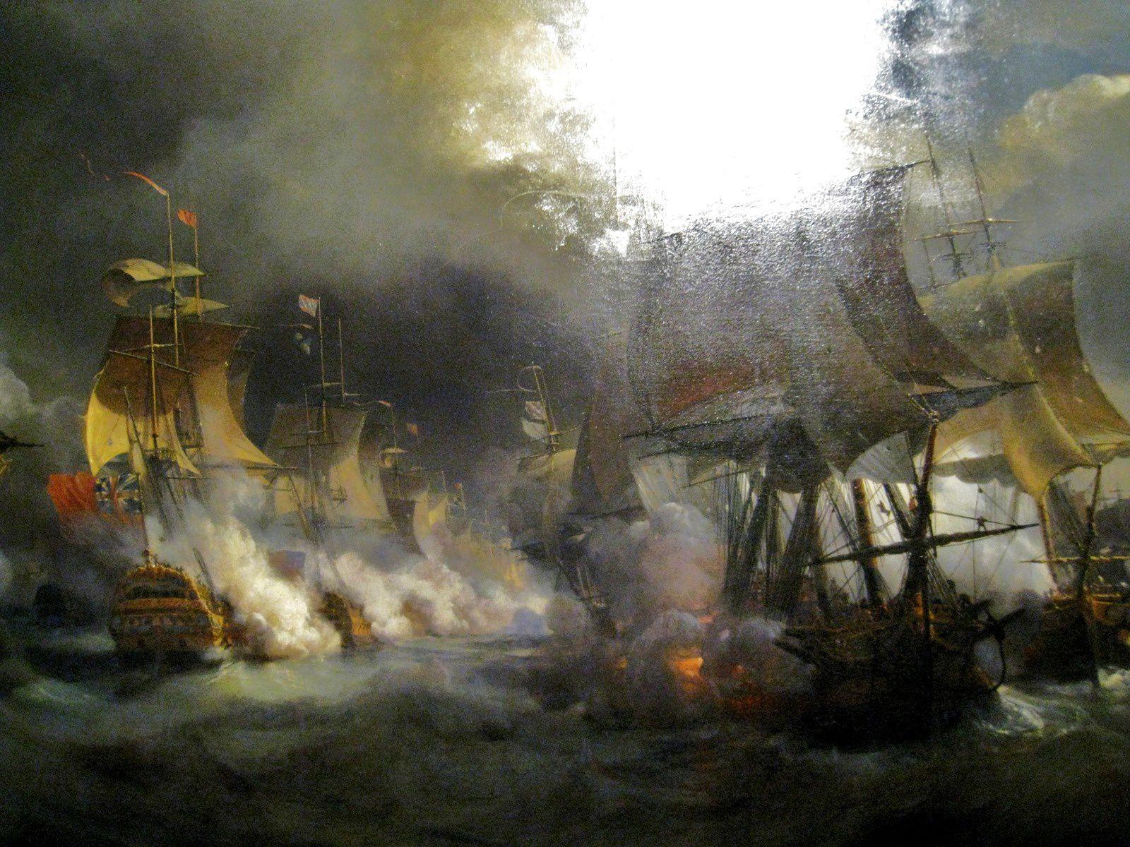 Gudin Théodore, combat d'Ouessant 23 juillet 1778
