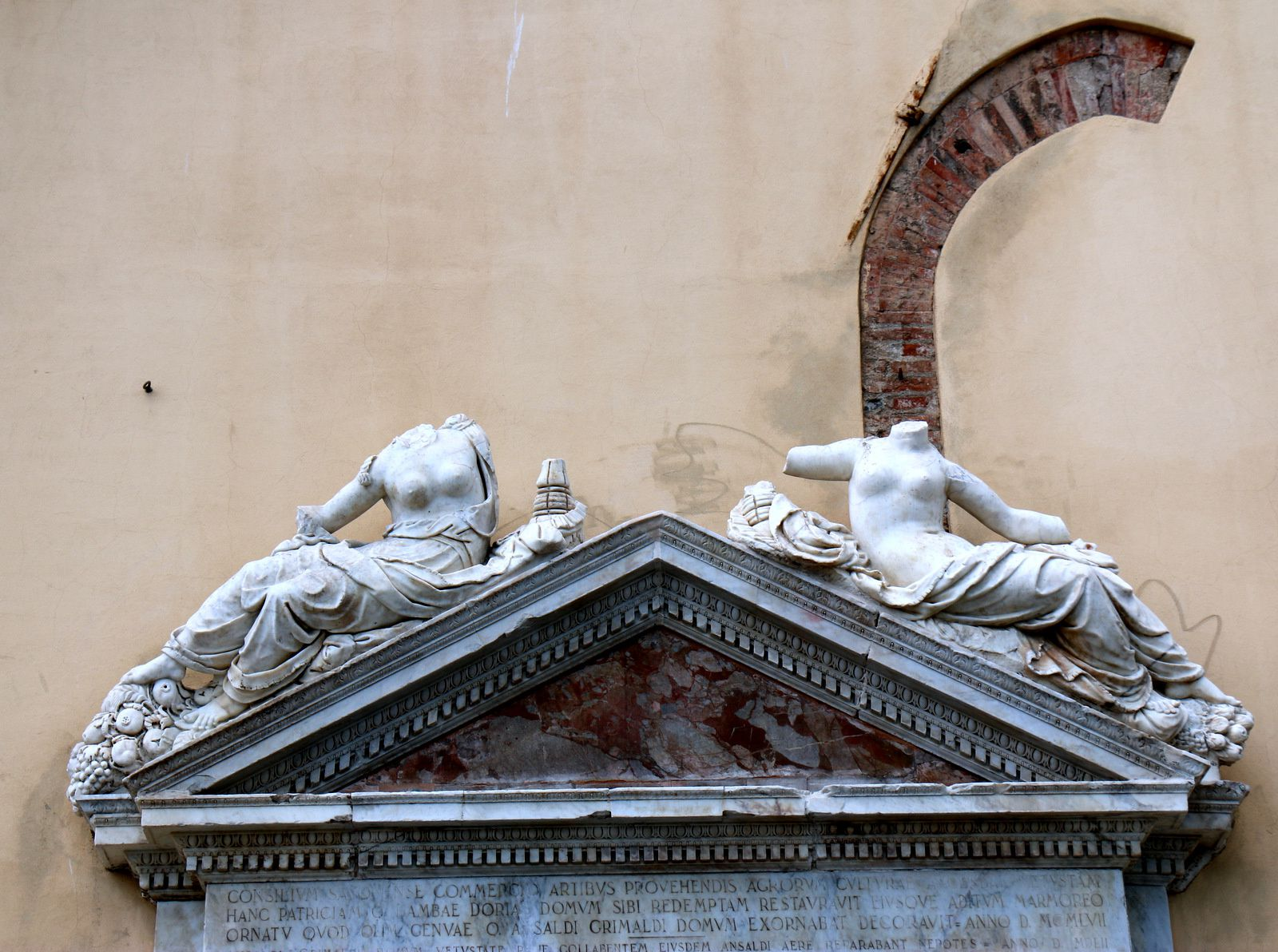 Eglise Sainte Lucie, Savone (Italie)