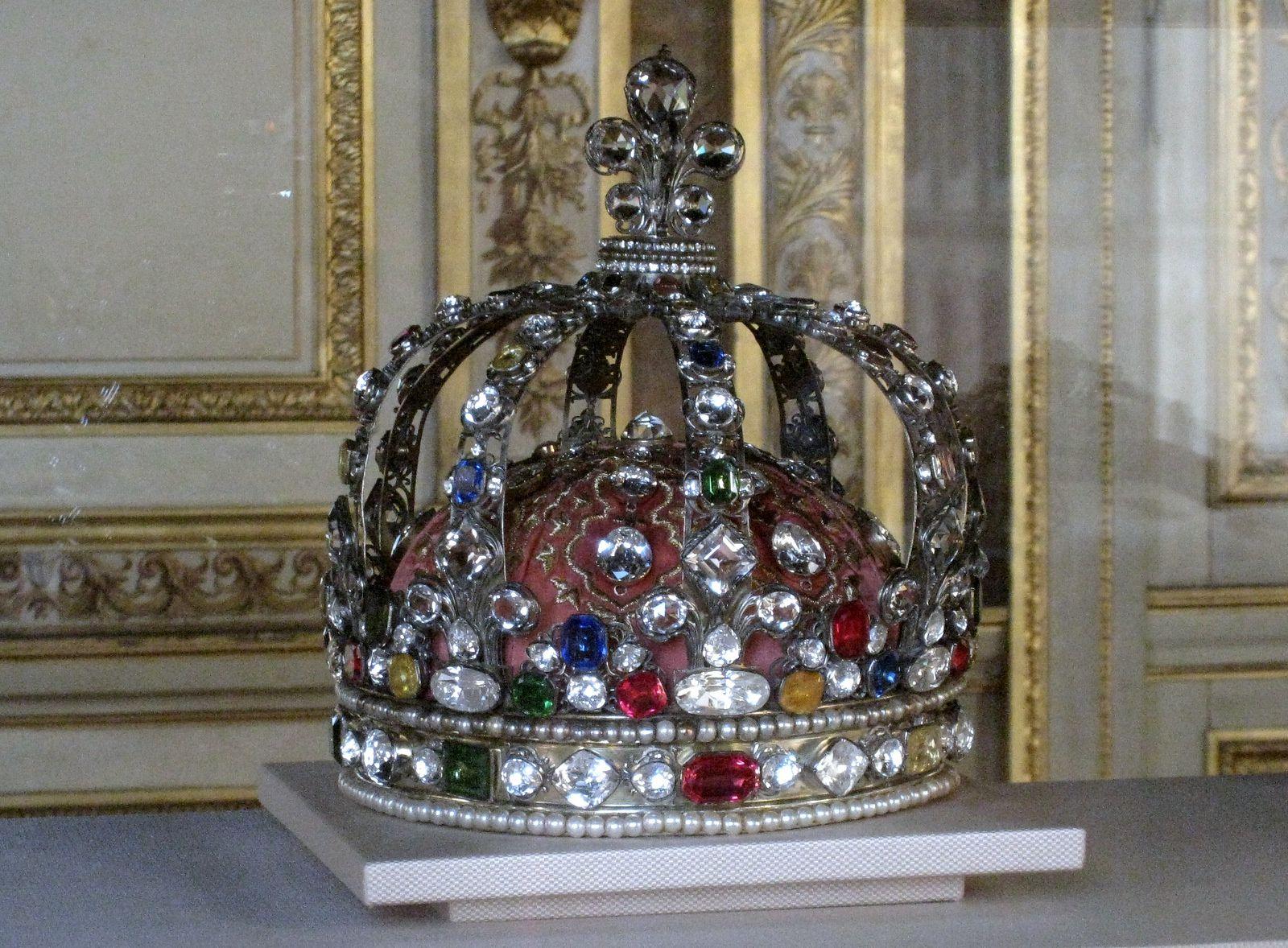 Couronne de Louis XV