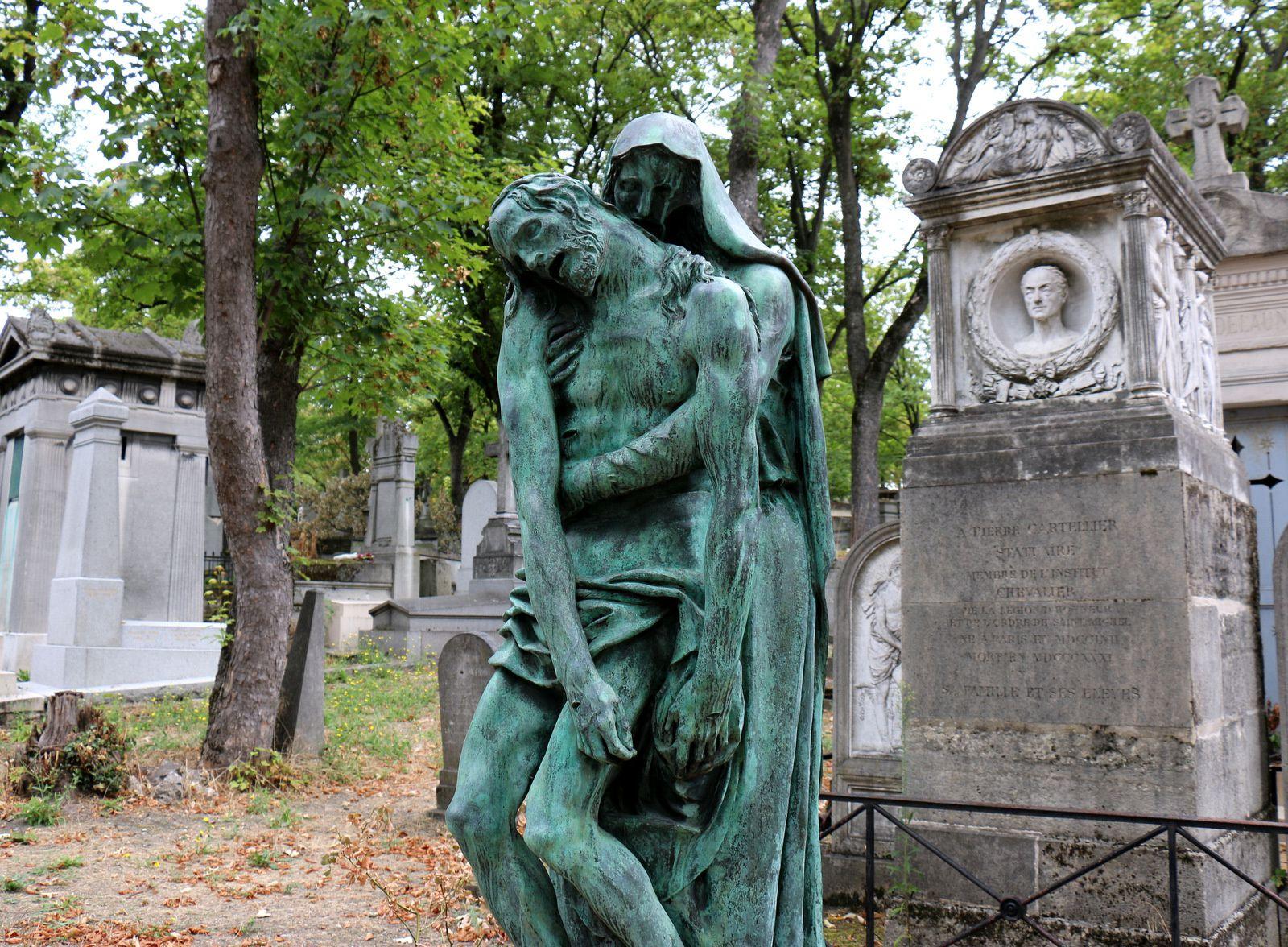 Cino Del Duca, cimetière du Père Lachaise