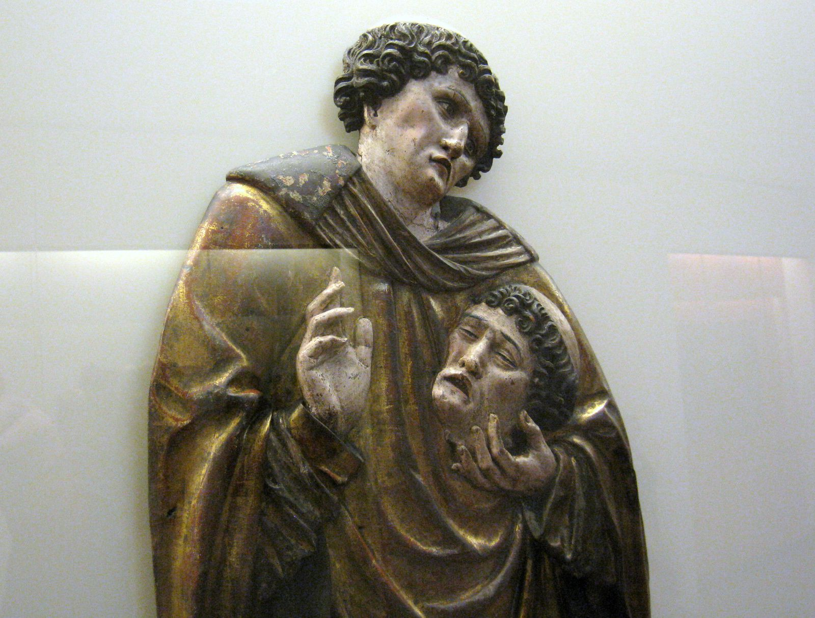 Saint Céphalophore (saint Alban?)