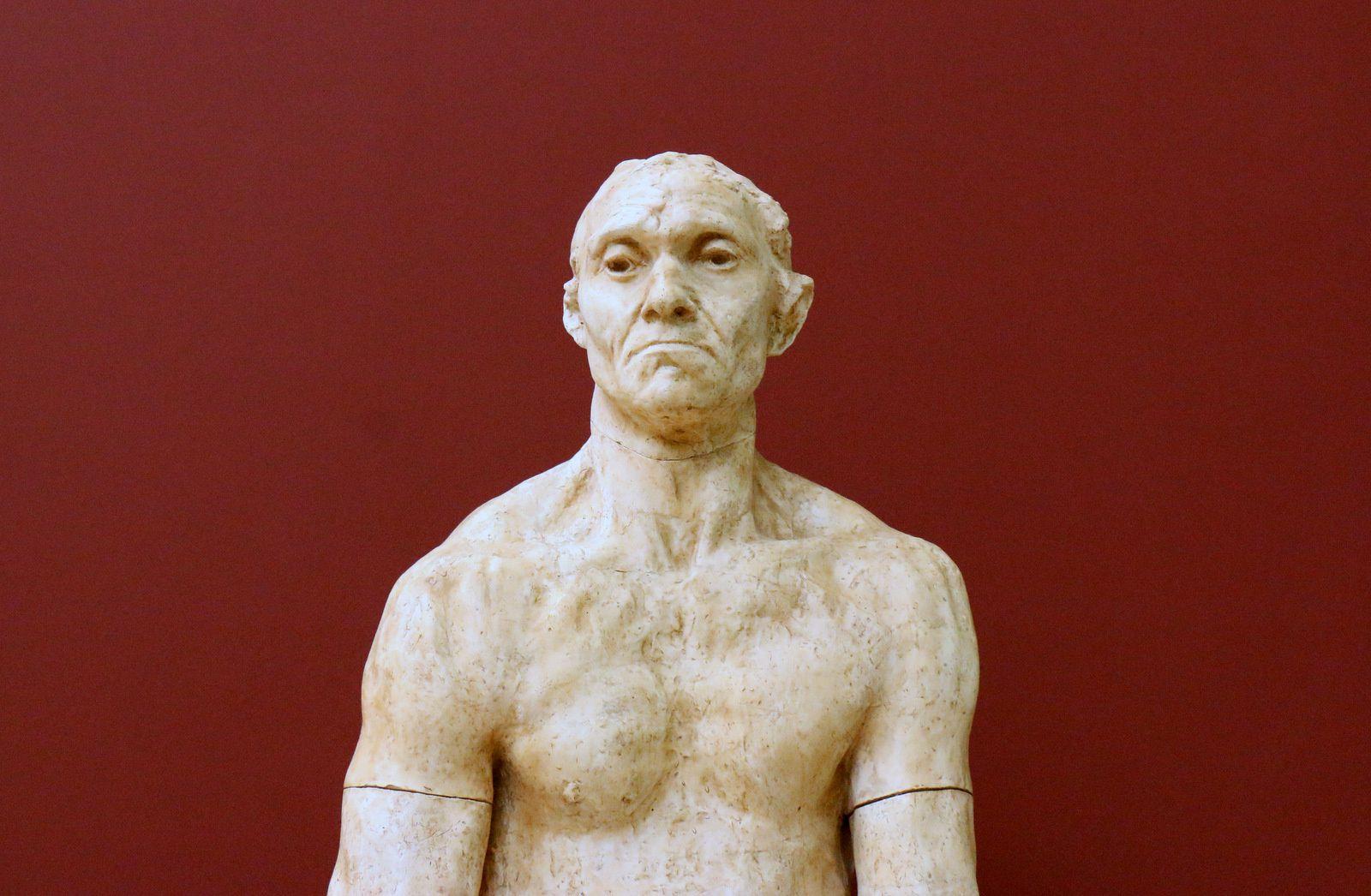 Jean d'Aire par Auguste Rodin