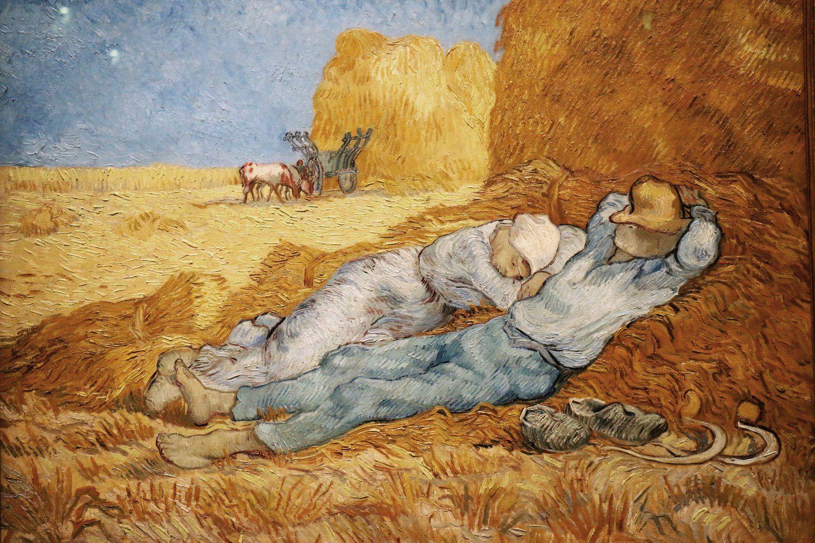 Vincent van Gogh, la Méridienne