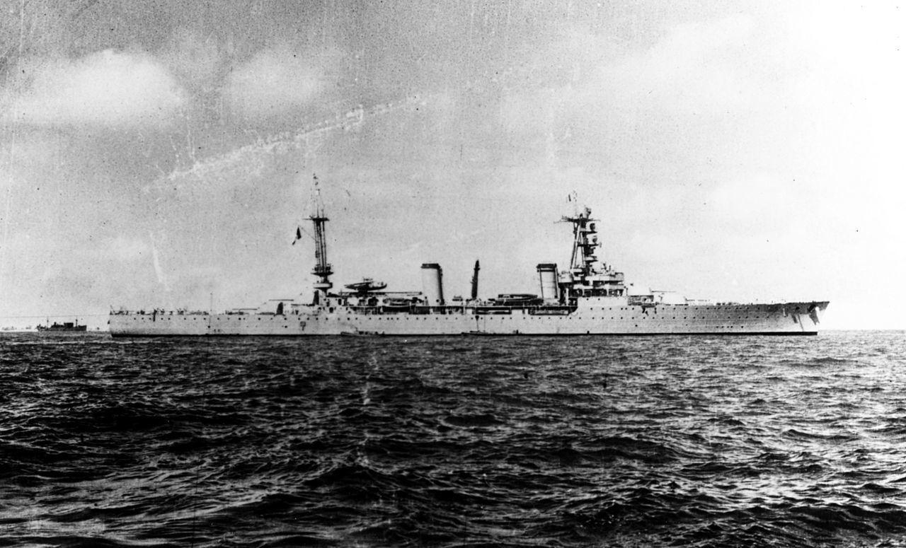Le Duquesne en 1943.