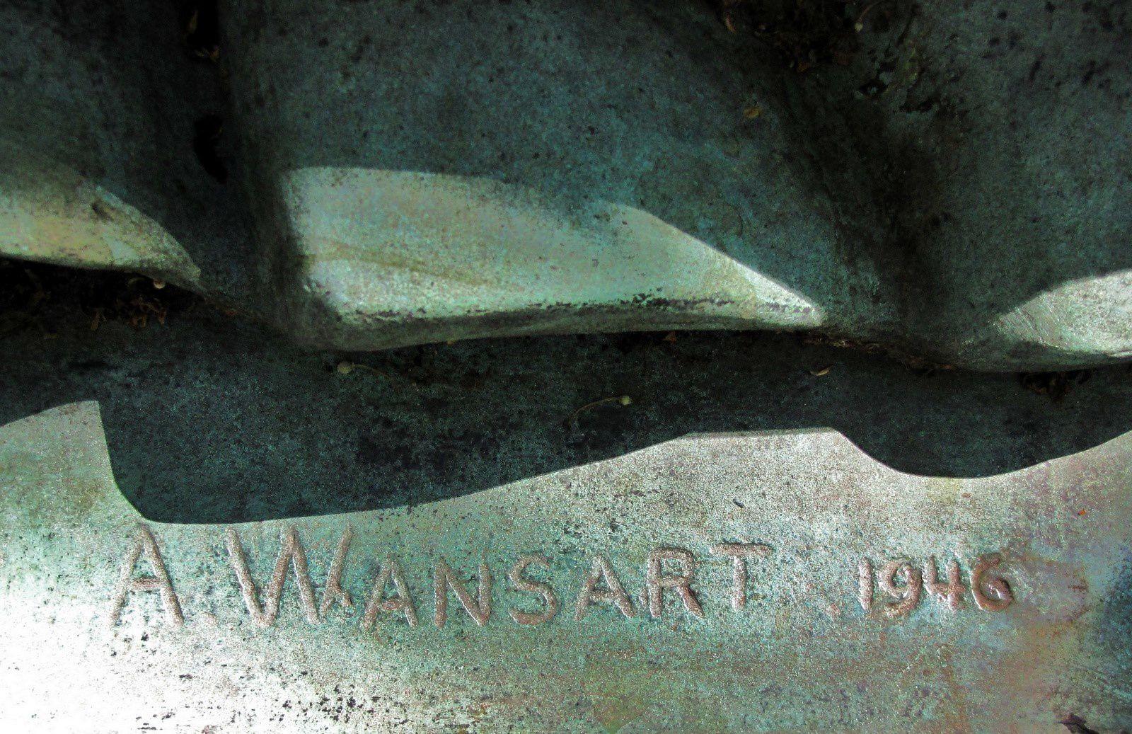 Sépulture de Fernand Arbelot, cimetière du Père Lachaise
