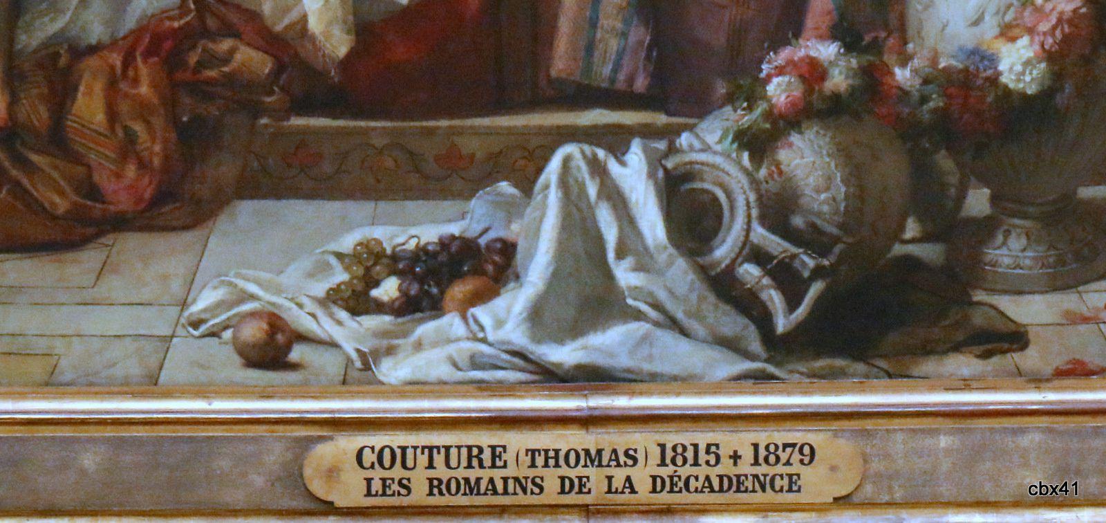 Thomas Couture, les Romains de la décadence
