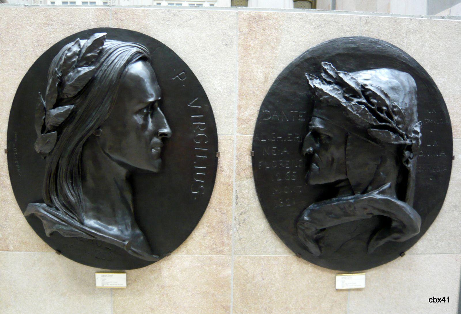 Auguste Préault, Virgile et Dante