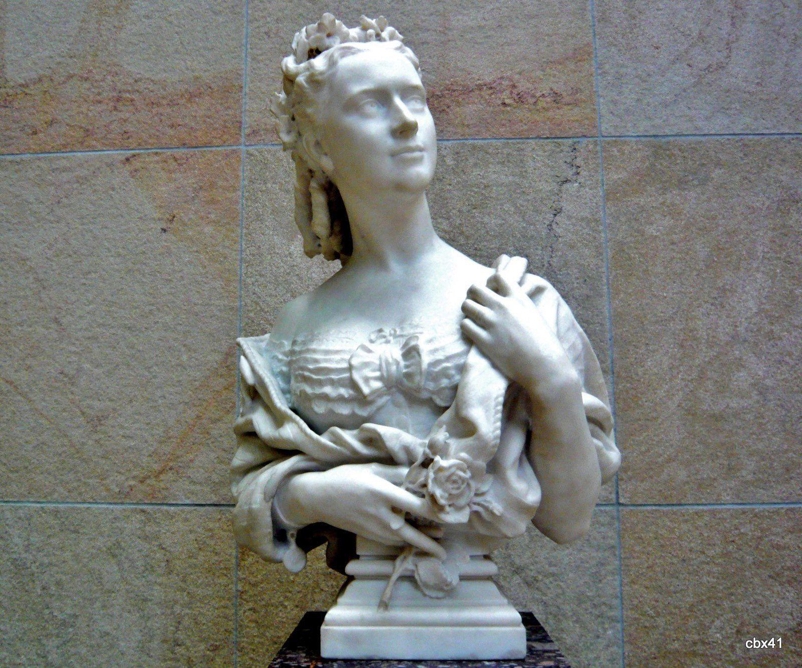Jean-Baptiste Carpeaux, madame Joachim Lefèvre