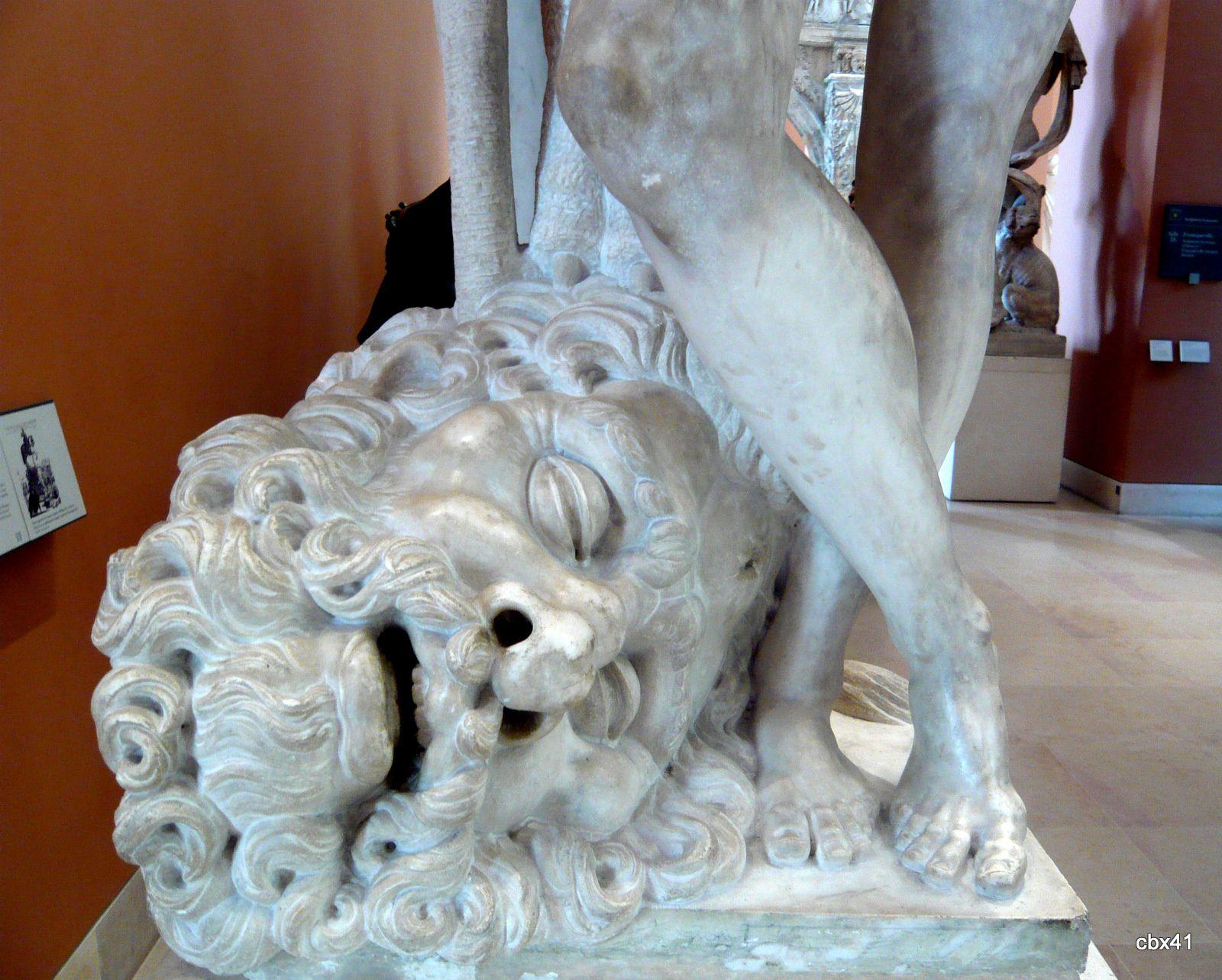 Pierre Francqueville, David vainqueur de Goliath