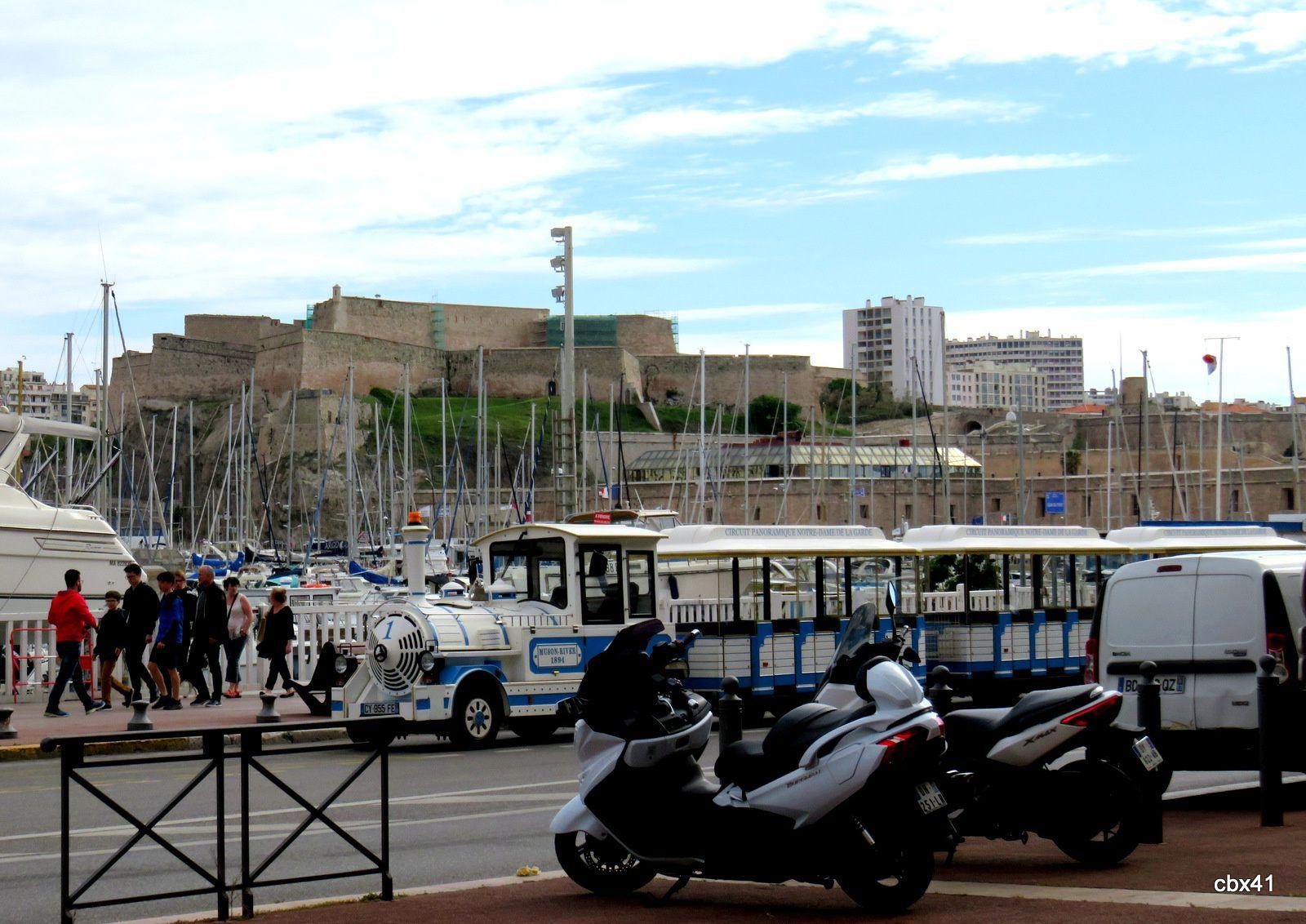 Iles du Frioul, Marseiile