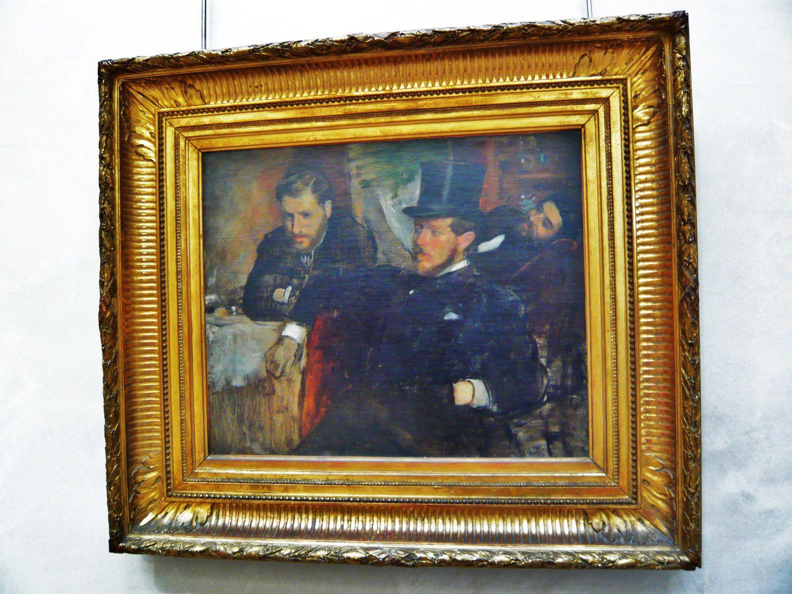 Edgar Degas, Jeantaud, Linet, Lainé