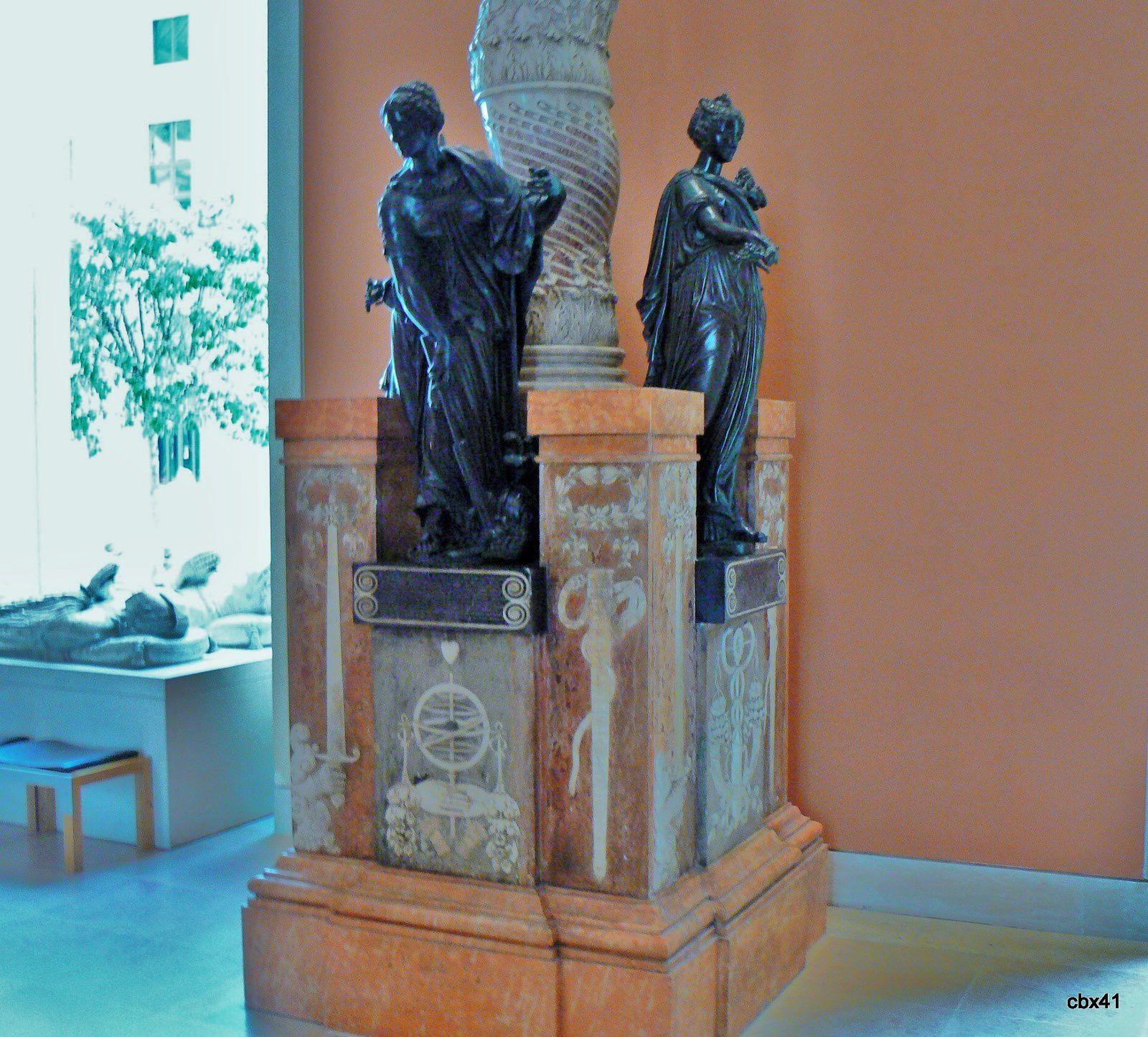 Barthélémy Prieur, monument du coeur du connétable Anne de Montmorency